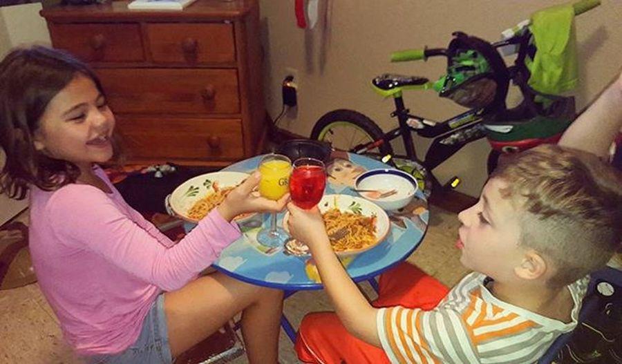 Cheers' to OJ & Kool-AID ❤ Wearecomplete Family