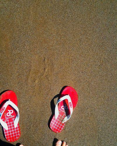 Sand-kissed. Beach Welltravelled Travelingfoot Indonesian Yogyakarta Baronbeach Visitindonesia Livefolk Wanderlust Footprints