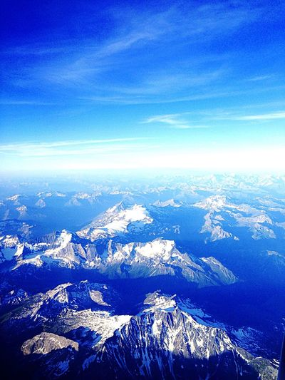 I just want to fly ? Trip Montains    From A Airplane Window Flying EyeEm Best Shots Eye4photography  Beautiful Peoplephotography Switzerland Blue Sky