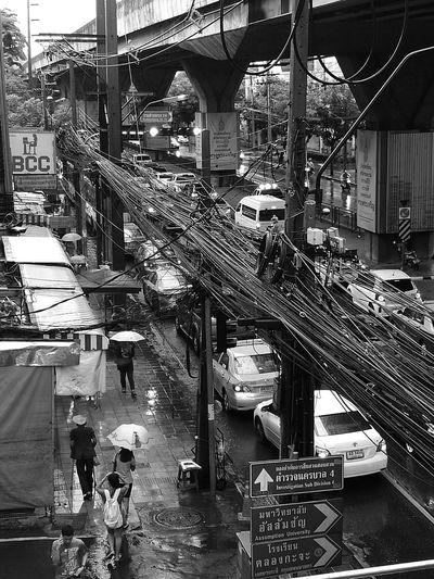 Rain Bangkok