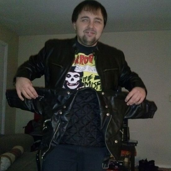 TBT  leather jackets then and now Misfits HorrorBusiness