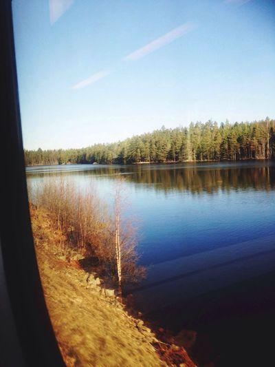 Sweden Landscape Beautiful Taking Photos