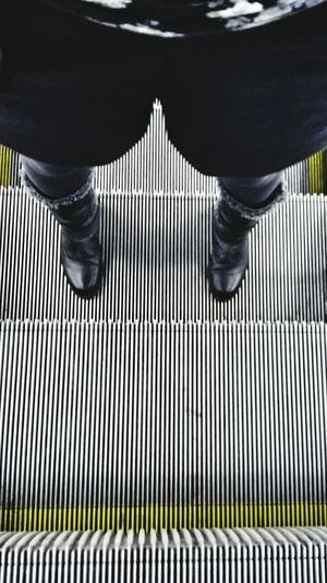Underground Indoors  Parts Of Me Style Stylish Hot Look Today Legs_only Boots Femininity Neon Lights
