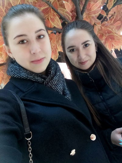 сестра Warm Clothing Friendship Young Women Portrait Cold Temperature Togetherness Winter Bonding Childhood Child