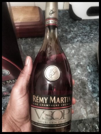 Remy Martin My Unique Style Of Drink