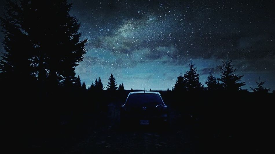 EyeEm Best Shots - Landscape Astrophotography Stars credits go to my friend @Brooke Robar from North River, Nova Scotia, Canada. Edited by me. Have all permissions.