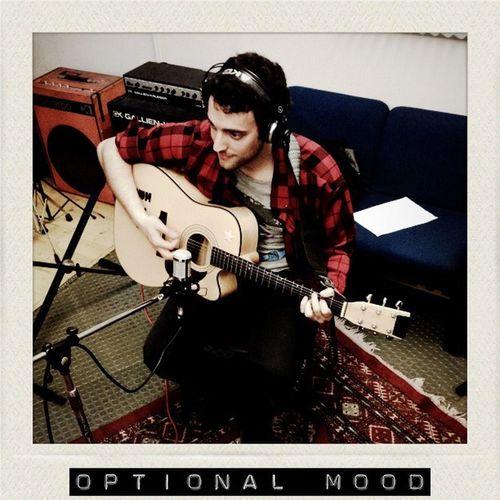 finishing recording Optional Mood EP Thealternativefactory