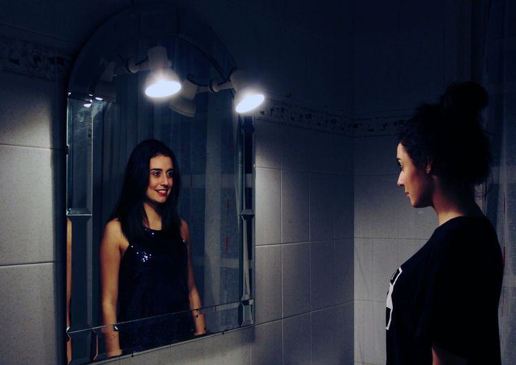 Autorretrato... Self Portrait Artphotography Nikonphotography Nikon D3200 Young Women First Eyeem Photo