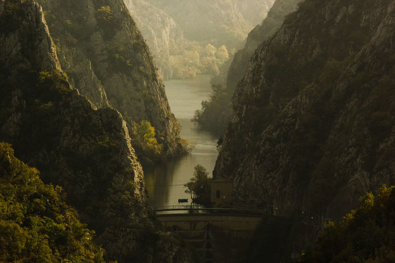 Cinematic Photography Green Color Lakeview Landscape_Collection Macedonia Nature Photography Skopje Beauty In Nature Built Structure Cinematography Cliff Dam High Angle View Hydroelectric Power Lake Landscape Matka Matka Canyon Mountain Naturelovers River Scenics - Nature Tranquil Scene Tranquility Water