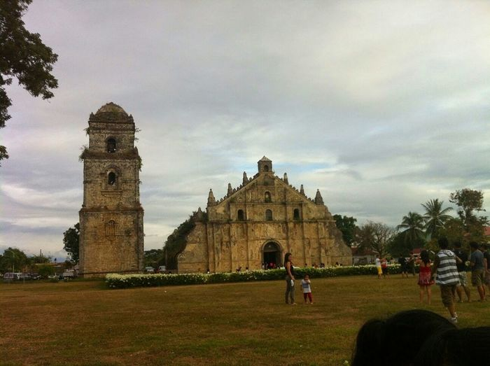 Throwback Roadtrip Ilocosnorte Ilocossur Old Buildings Churches PaoayChurch The 420 Year Old Church Of Paoay. Buildinglover IlocosDiaries