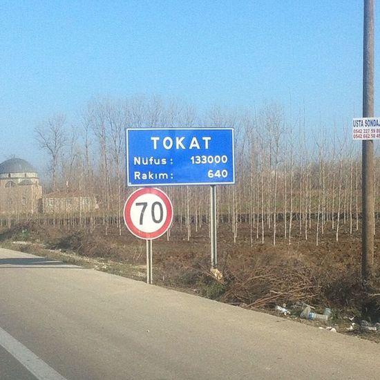 Ordu Samsun Amasya derken geldik Tokat sehrine... karadeniz gezi travel seyahat trip