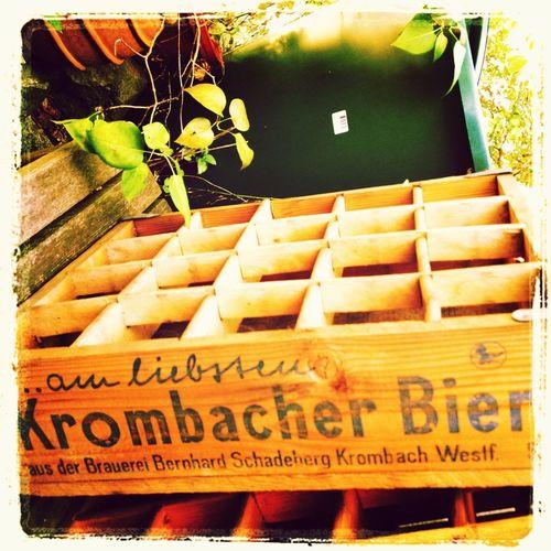 Bier Bierchen Krombacher