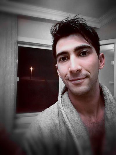 Night AfterShower Myframe Selfie ;)