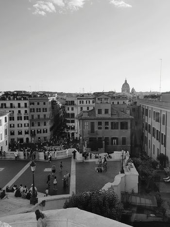Residential Building Architecture Outdoors Apartment City Day Rome Vacations Travel Destinations Moving Around Rome