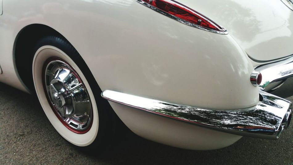 Love that CHROME! Vintage Classic Car Old Background Chrome White Wall White Wall Tire Red Tail Light Wrap Around Bumper Directional Light Copy Space White Passion EyeEm Selects Car Close-up Sports Car Bumper Convertible Motorsport Racecar Collector's Car Tire Vintage Car Vehicle Part Auto Racing