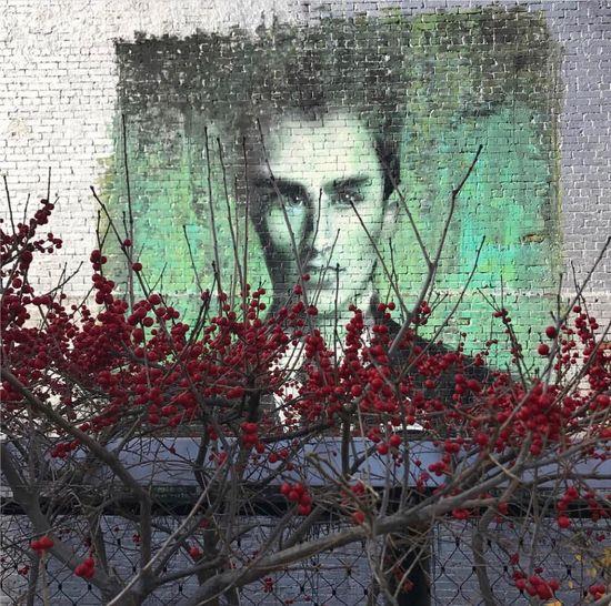 O olhar cria sua própria arte. The High Line!