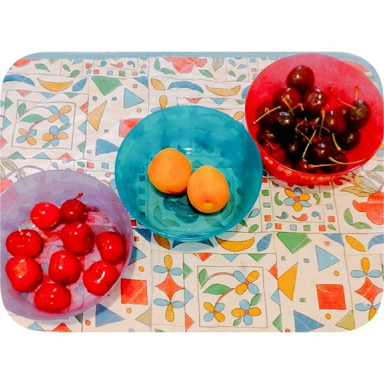 Colors & Fruits🍎🍊🍌🍉🍇🍒🍍 #colors #Colores #colore #Fruits #fruta #Frutta #mangiare #Comer #comerfruta #cibosalutare EyeEm Selects Fruit Red Food And Drink Multi Colored Food Indoors  Table Sweet Food