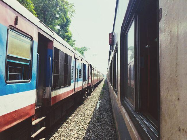 Railways Rail Transportation Transportation Public Transportation Train - Vehicle Mode Of Transportation Nature