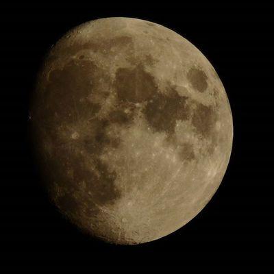 Instead of sunset :P Moon Moonlight Instagram Instapic Lunar Hungary Kalocsa Olympus Ig_hun Igers Olympusinspired Ig_captures_sky