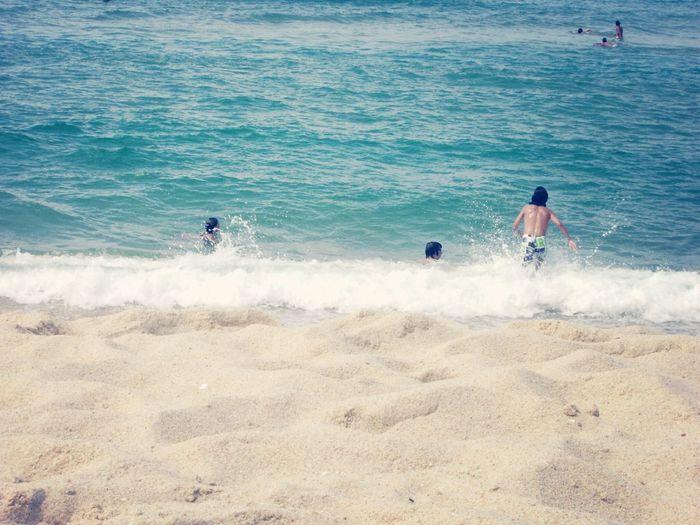 Marii Holiday Sea Sunday