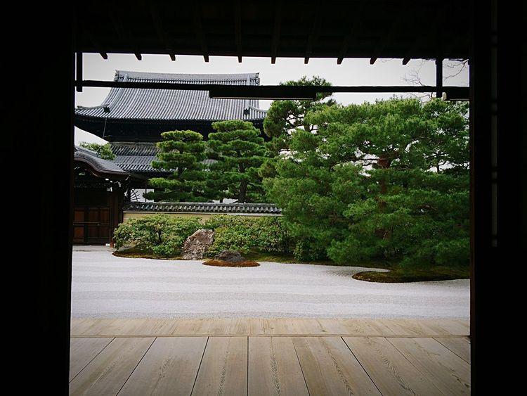 建仁寺 方丈 東山 京都 Kyoto Relaxing