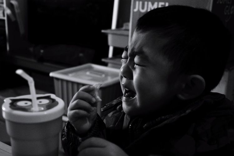 B&w Child Black&white Kids Being Kids Childhood Kidsphotography Cry Teardrops Boy