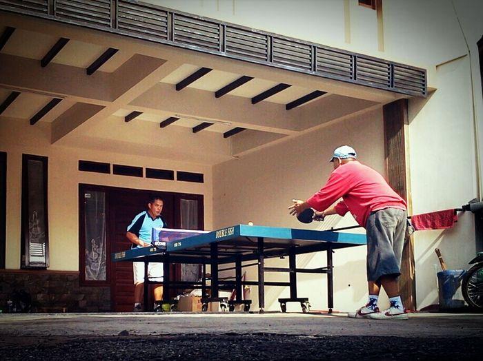 Ping Pong Sport Human Interest Tournament