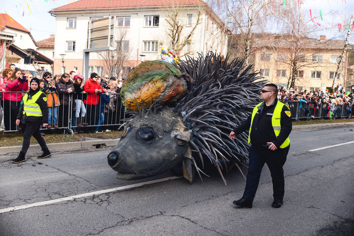 Building Exterior Built Structure Carnival Carnival Crowds And Details Carnival Mask Carnival Parade Carnival Party Carnival Spirit Carnival Time Celebration Celebration Event Cerknica City Crowd Full Length Giant Hedgehog Hedgehog Hedgehogs Mask Masks Masquarade Masque Masquerade Pust Slovenia The Photojournalist - 2017 EyeEm Awards