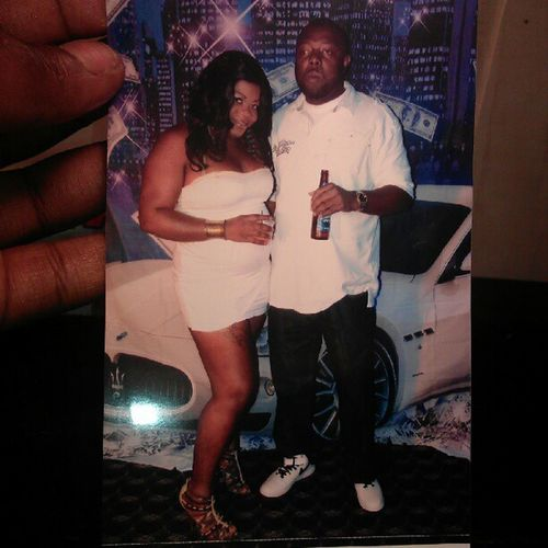 We look DAMN good!.Our 1yr Anniversary ILuvMyBae He 'sTheBest HoodLuv Truluv Loyalty WeRideOrDieForEachOther