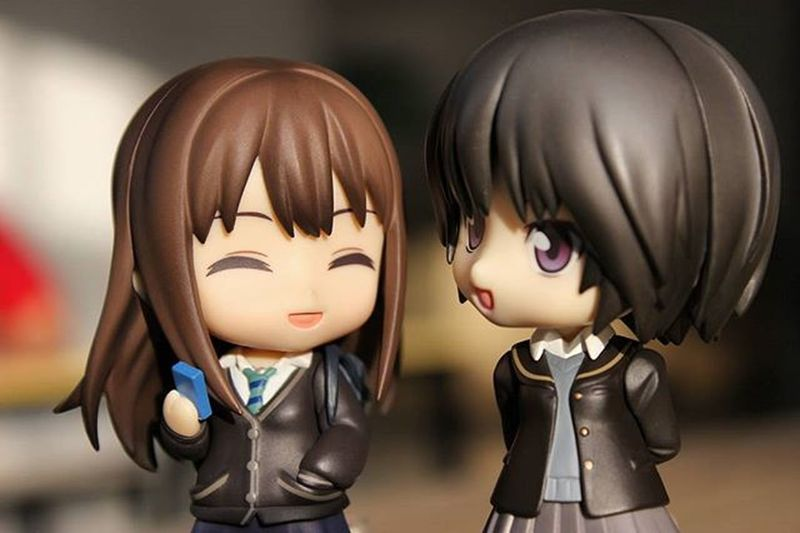 It seems Shiburin got another fan.... Wait, she has more Idol aura than Shibuyarin Nanasakiai by @harrislim_ Nanasakiai Amagamiss Amagami Ai Idolmastercinderellagirls Idolmaster Bandainamco Enterbrain Goodsmilecompany Nendoroid Ultimatoys ToygraphyID Btstp_id Bishoujoheaven Toyunion Toptoyphotos