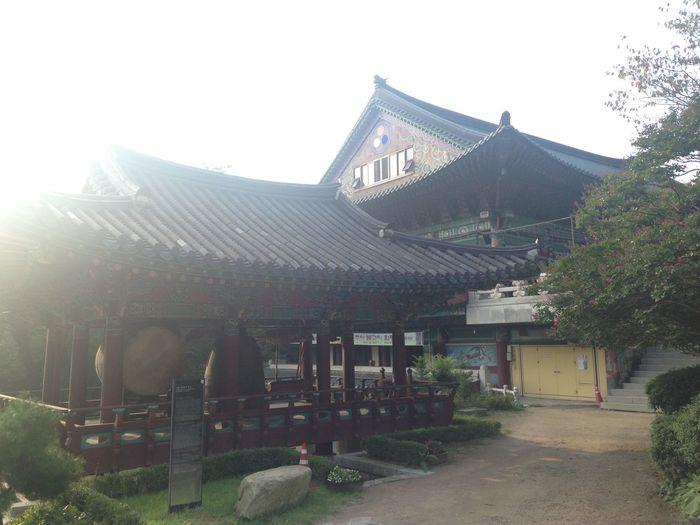Temple Mooryang