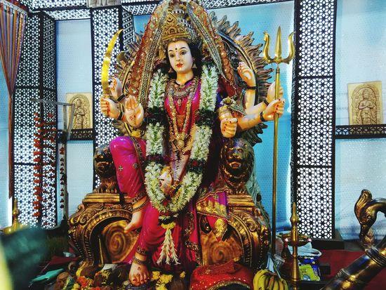 Mother Goddess @ santoshi Spritualism Goddess Devine