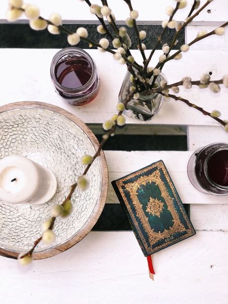 Tea time and planning Table Tea - Hot Drink Flower Book Drink Indoors  Communication No People Day Close-up