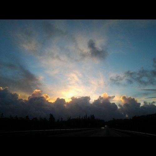 Skyporn Clouds Bigislandlove HiLife 808love Beautifulxhi Myhome Lovemyhawaii NoEdits  Allnatural Nature Instaphoto Puna Myhome Morning Drive Naturesbeauty Before Thunderstorm