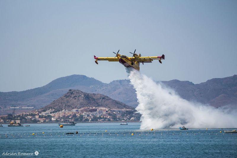 Hidroaviones Verano Summer Planespotting