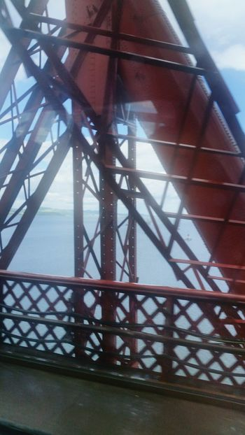 The Journey Is The Destination ForthRailBridge Fife  Scotland
