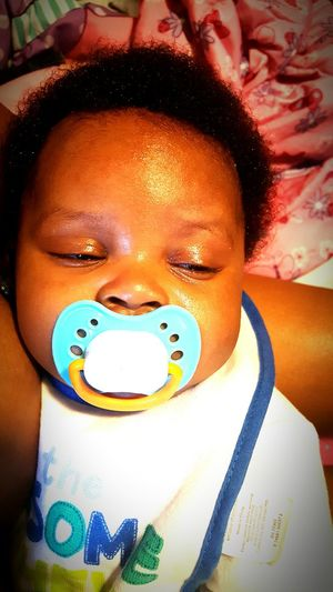 GoodMorning⛅ Babyboy MyPrince♡ Sleepybaby