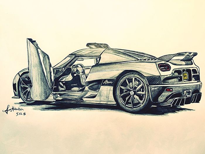 Königsegg Agera Drawing Draw Drawing ✏ Draw Something Drawing :) Draw By Me Drawings Sportscar Sportscars Design