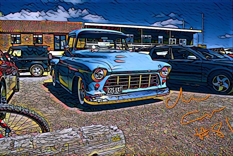 Http://c-m-m-cphotography.weebly.com Building Exterior Southwold Chevrolet Pick Up Truck Clasic Cars Classic Cars Classic Car Transportation Harbour Inn