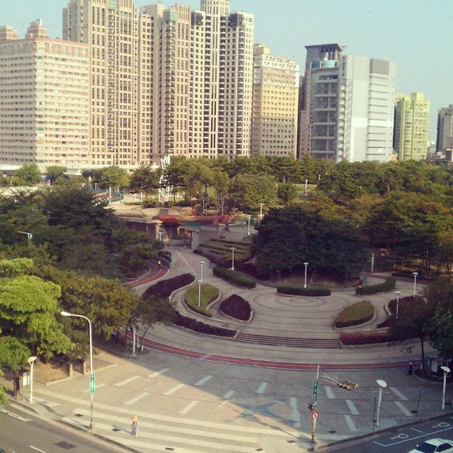 Linda vista de Taichungcity ! Summer Sunshine