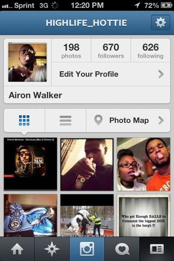 Follow me on IG at highlife_hottie ill follow bacc