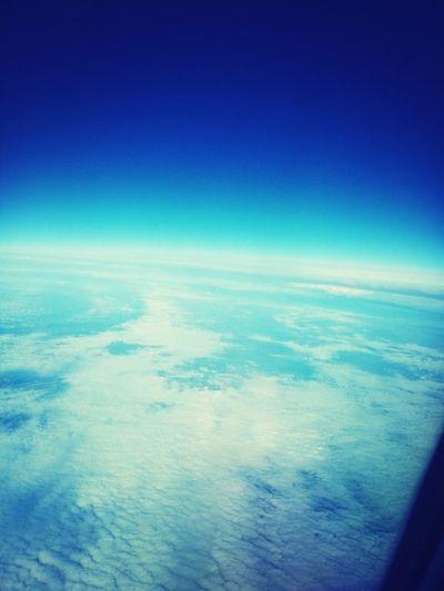 Heaven Plane Nice Feeling