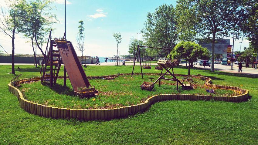 Alternative Fitness Park Grass Grassy Sky Skyview Childhood Wood Sport Fitness Lovelife