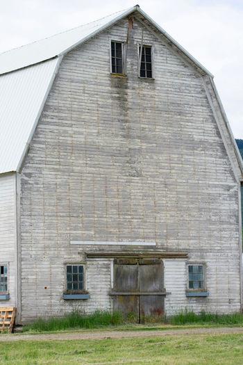 old barn Hay