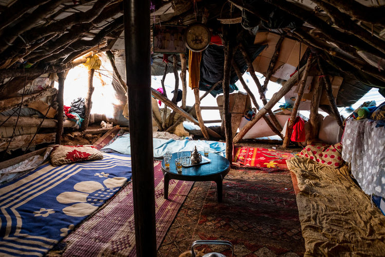 Improvisation Morocco Tradition Traditional Culture Carpet Indoors  Moroccan Culture Nomadic Nomadic Life Nomads Tent Travel Destinations