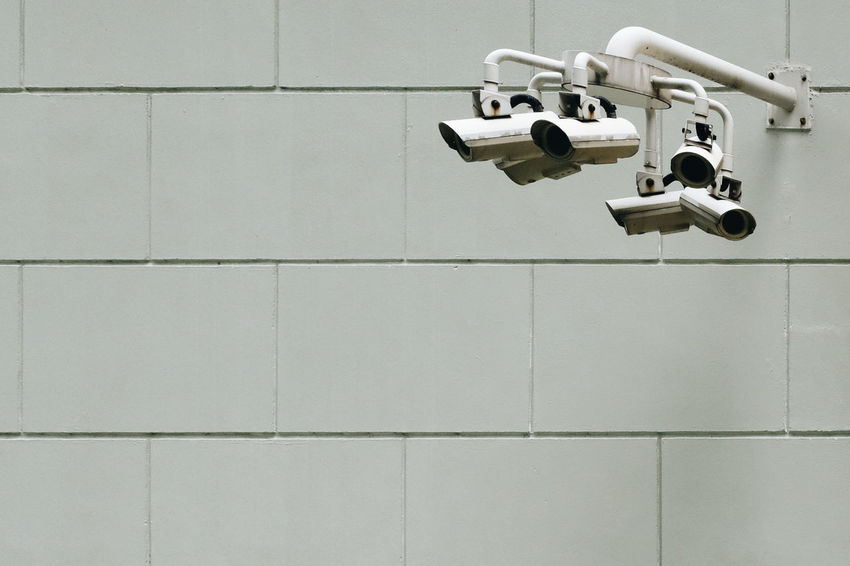 Security system Camera Electronic Security Technology Everywhere Building Cctv Close-up Day Guard Indoors  Looking No People Privacy Protection Safe Safety Security Camera Security System Surveillance System Systemofadown Technology Video