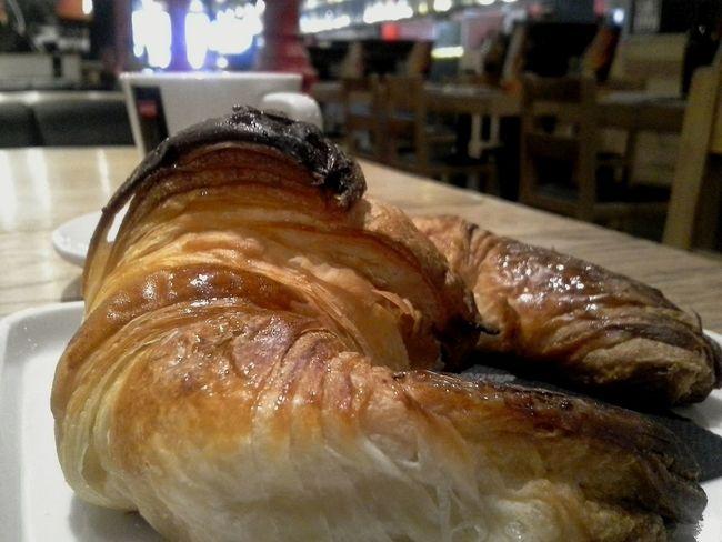 Samsung Galaxy Express Barcelona Croasant Relaxing Desayuno Bar