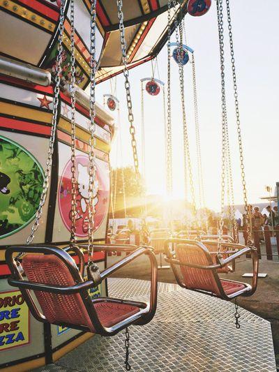 Giostra Lunapark Seredestate Divertimento Estatefinita Estate2016
