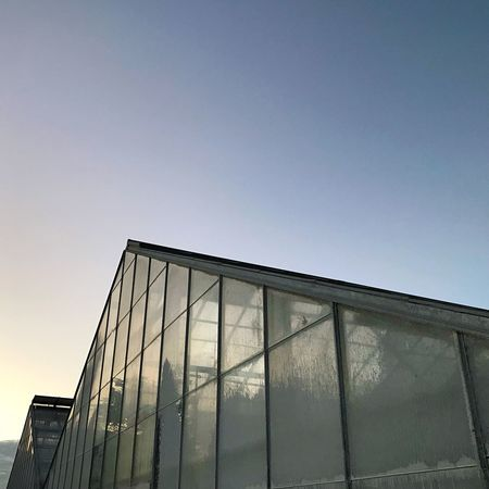 Built Structure Architecture Building Exterior No People Clear Sky Day Outdoors Sky Greenhouses