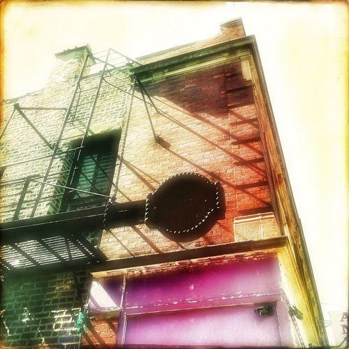 Fire escape. Ipmanifesto NEM Architecture Chicago NEM Memories